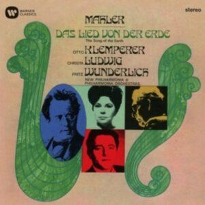 Mahler: Das Lied Von Der Erde - Otto Klemperer