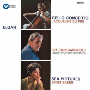 Elgar: Cello Concerto - Sea Pictures - Jacqueline Du Pré