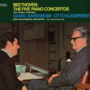 Beethoven: Complete Piano Concertos - Daniel Barenboim