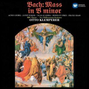 Bach: Mass In B Minor - Otto Klemperer