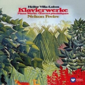Villa-Lobos - Nelson Freire