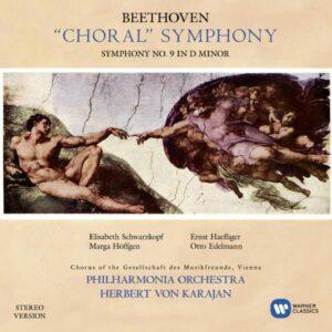 "Beethoven: Symphony No.9 ""Choral"" - Herbert Von Karajan"