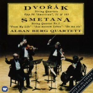 Dvorák & Smetana: String Quartets - Alban Berg Quartett