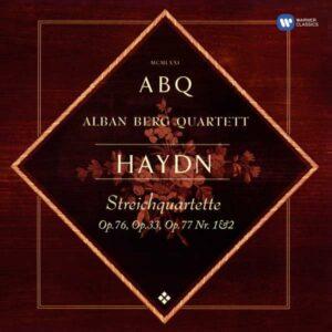 Haydn: Quartets Op.76, Op.33, Op.77 1&2 - Alban Berg Quartett