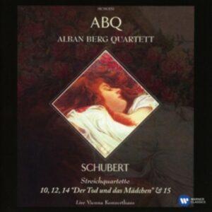 Schubert: String Quartets Nos10, 12, 14&15 - Alban Berg Quartett