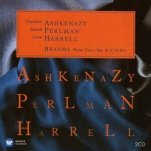 Brahms: Piano Trios Nos. 1 - 3