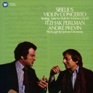 Sibelius: Violin Concerto / Sinding