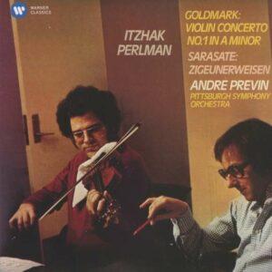 Goldmark /  Sarasate: Violin Concertos / Zigeunerweise