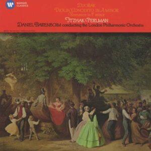 Dvorak: Violin Concerto Op. 53.