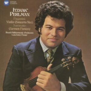 Paganini / Sarasate: Violin Concerto No.1 / Spanish