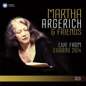 Live From Lugano 2014 - Argerich