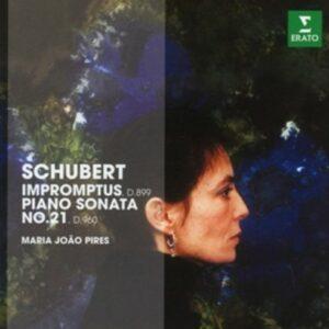 Schubert: Sonata D.960, Impromptu D.899 - Pires