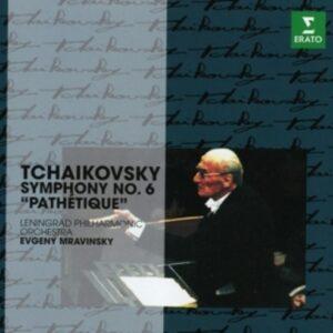 Tchaikovsky: Symphony No.6 - Mravinsky