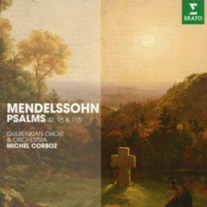 Mendelssohn: Psalms 42, 95, 115 - Corboz