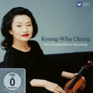 The Complete Warner Recordings - Chung