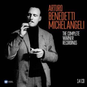 The Complete Warner Recordings - Michelangeli
