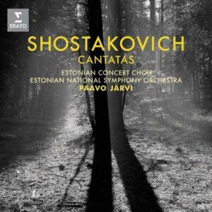 Shostakovich: Cantatas - Jarvi