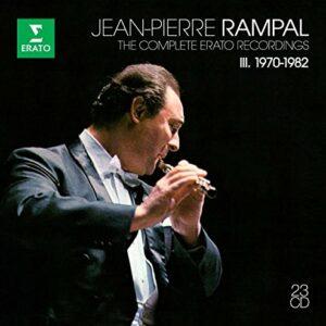 Complete Erato Recordings Vol.3 - Jean-Pierre Rampal