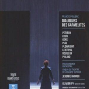 Poulenc: Dialogues Des Carmélites - Rohrer