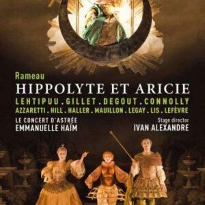 Rameau: Hippolyte Et Aricie - Emmanuelle Haïm