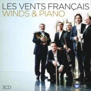 Les Vents Français - Winds & Piano