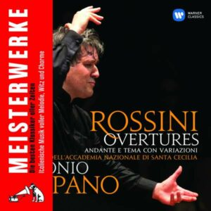 Rossini: Ouvertures - Pappano