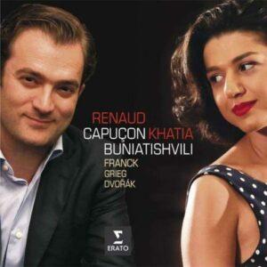 Grieg, Dvorak Franck: Violin Sonatas - Capucon