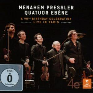 Menahem Pressler - A 90Th Birt