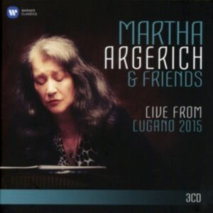 Live From Lugano Festival 2015 - Argerich