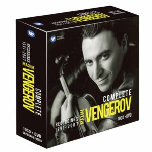 Complete Recordings 1991-2007 - Vengerov