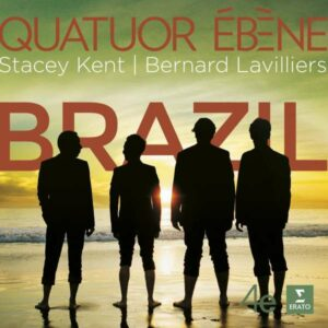 Brazil - Quatuor Ebene