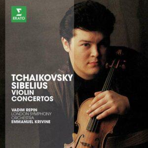 Tchaikovsky / Sibelius: Violin Concertos - Repin
