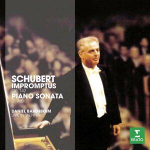 Schubert: Sonata D960 / Impromptus D935 - Barenboim
