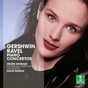 Ravel / Gershwin: Concertos - Grimaud