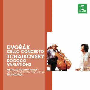 Dvorak / Tchaikovsky: Cello Concerto / Rococo Variations - Rostropovitch