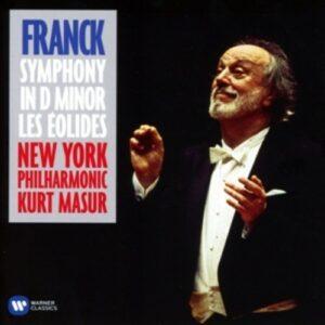 Franck: Symphony In D Minor & Les Éolides - Masur