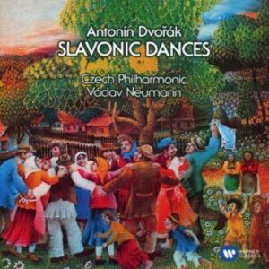 Dvorak: Slavonic Dances - Neumann