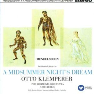 Mendelssohn: A Midsummer Night - Klemperer