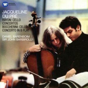 Haydn / Boccherini: Cello Concertos - Jacqueline Du Pré