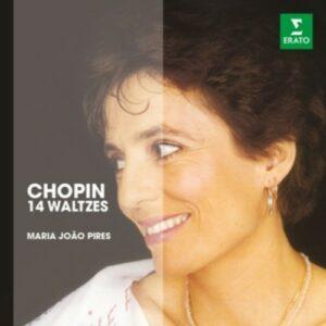Chopin: 14 Waltzes - Maria-Joao Pires