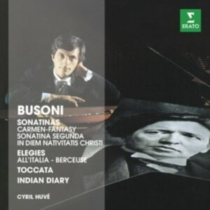 Busoni: Récital - Cyril Huvé