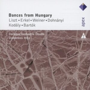 Dances From Hungary - Danubia Orchestra Óbuda