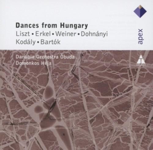 Dances From Hungary - Danubia Orchestra Óbuda