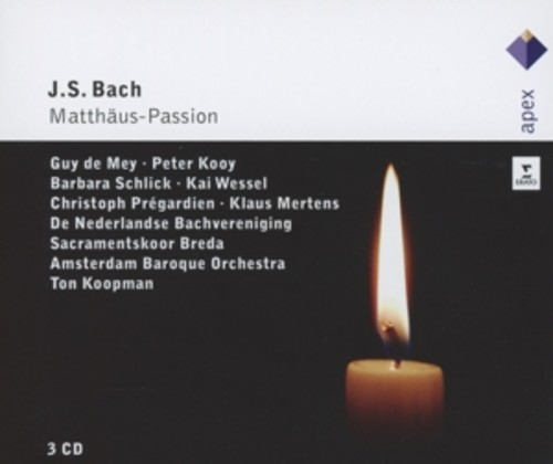 Bach: Matthäus Passion -  Barbara Schlick