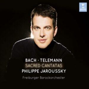 Telemann Bach: Sacred Cantatas - Philippe Jaroussky