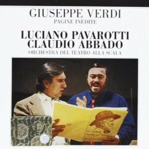 Verdi: Pagine Inedite - Abbado / Pavarotti