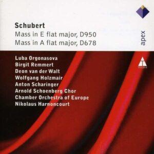 Schubert: Masses Nos.5 & 6