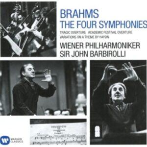 Brahms: Symphonies 1-4 - Barbirolli