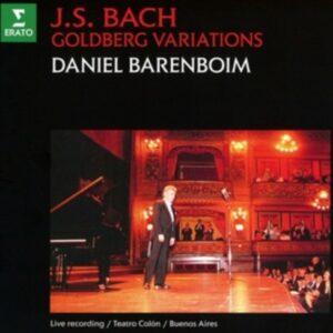 Bach: Goldberg Variations - Daniel Barenboim