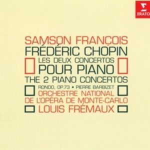 Chopin: Piano Concertos 1 & 2 - Samson François